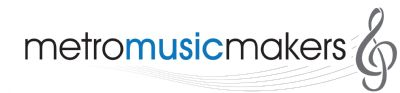 Metro Music Makers Logo